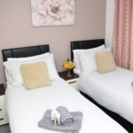 Serviced Apartment - Spacious Bedroom (7SM11)