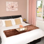 Serviced Apartment - Spacious Deluxe Bedroom 4