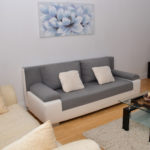 Serviced Apartment - Modern Living Room