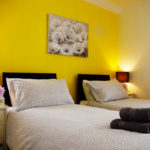 Serviced Apartment - Spacious Bedroom (1FG12)