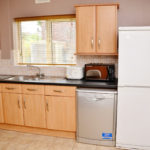 Serviced Apartment - Kitted Modern Kitchen