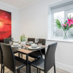 Executive apartment - 2 bed - Modern Dining